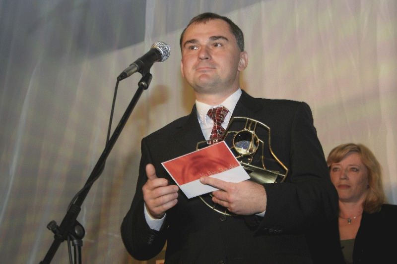 Za spoločnosť si Hlavnú cenu pre malé a stredné podniky prevzal jej konateľ Stanislav Čekovský. Cenu