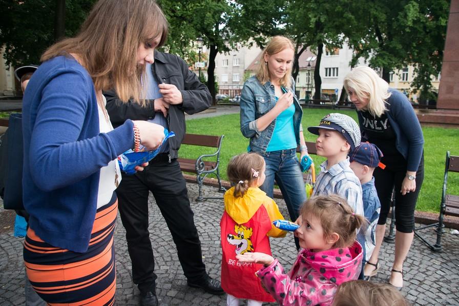 Deň detí strávený v uliciach Bratislavy
