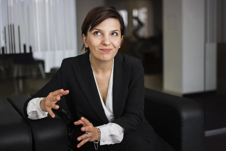 Elena Calistru, Funky Citizens Zdroj: Miroslava Spodniaková