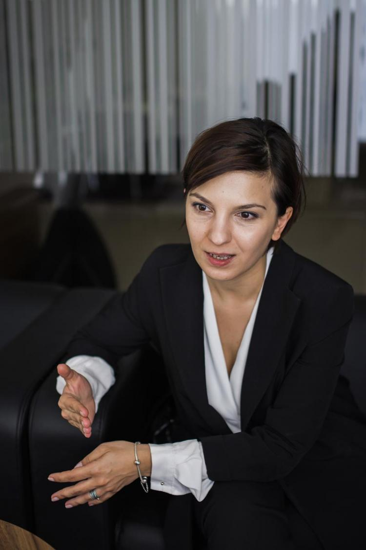 Elena Calistru, Funky Citizens Source: Miroslava Spodniaková