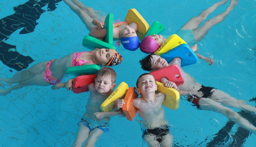 Nereus wants to make swimming, sports and a healthy lifestyle appealing to children as well as adult